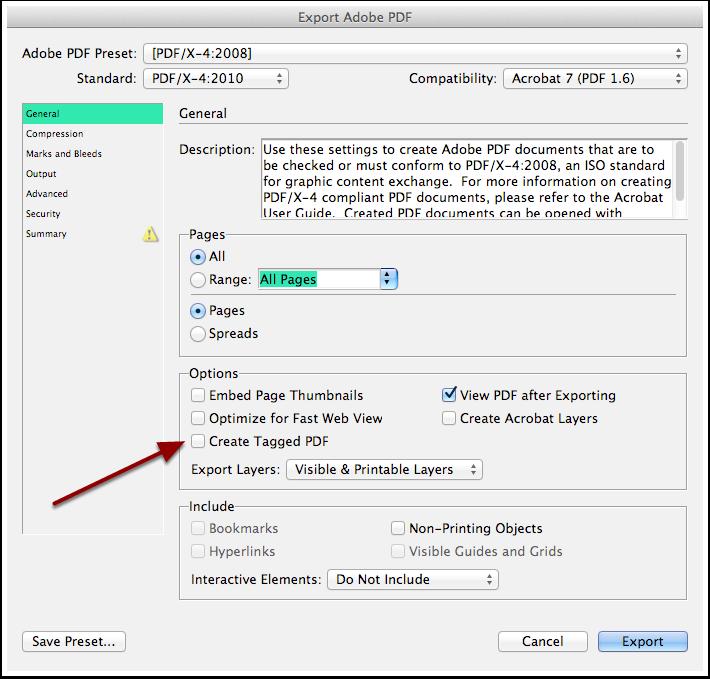 EN] Use of Object compression – DUON-PORTAL HELP CENTER